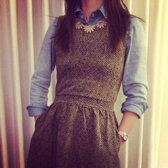 layered dress XI
